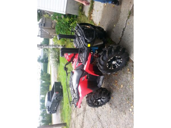 Used 2006 Polaris Sportsman 800