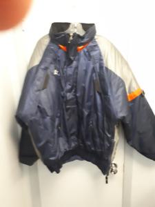 Manteau d'hiver pour homme des Broncos de Denver ( NFL )
