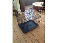 Small / Medium Size Pet Crate - In Good Condition