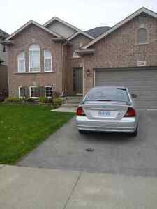 Sublet/Thorold/all inclusive