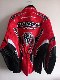 Childs wulfsport jackets