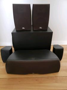 $400 OBO 7.1 Surround sound speakers
