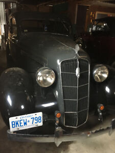 1935 Plymouth - OPEN to OFFERS