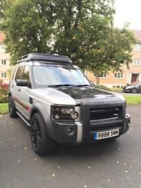 Land Rover discovery 3 with thousands spent on it