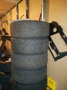 General altimax artic studded 205/55r16 5x112
