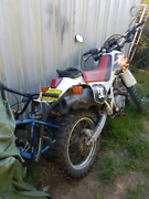 Xr 600 1997 Richmond Hawkesbury Area Preview