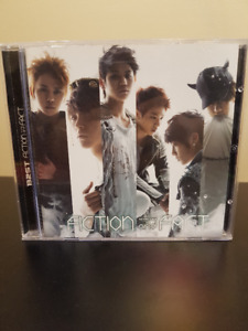 BEAST Fiction & Fact CD for Sale!