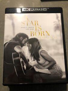 4K HD movie A Star is Born