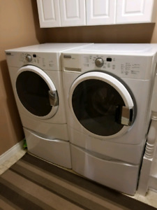Maytag epic z front load washer dryer pair $200