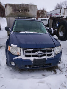 2008 FORD ESCAPE XLT SUV 4X2