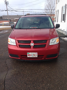 2009 Dodge Grand Caravan Good Minivan, Van