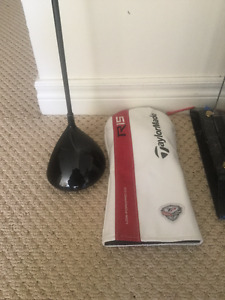 Taylormade r15 Driver Black LH Lefty