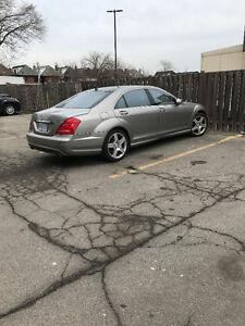 2007 Mercedes-Benz S-Class S550 4MATIC UPGRADED TAIL LIGHTS!