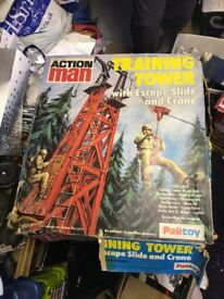 Action Man Training Tower