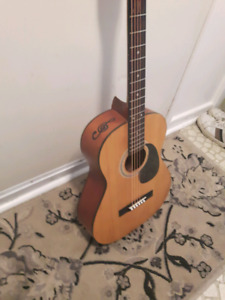 Youth's guitar