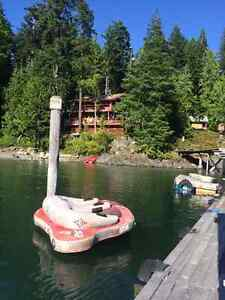 Cabin in Harrison - Lake access only - $200.00 per night