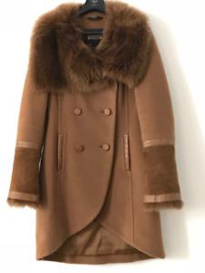Manteau en laine Mackage