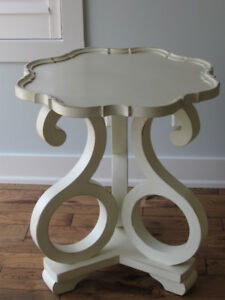Gorgeous Distressed High End Table