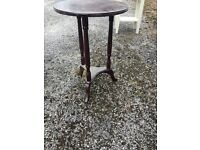 Side coffee table £5