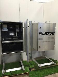 Systèmes d'énergie pour véhicules de travail et motorisé – VOLTS