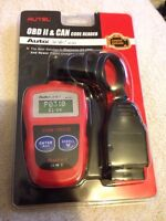 OBD II & CAN READER