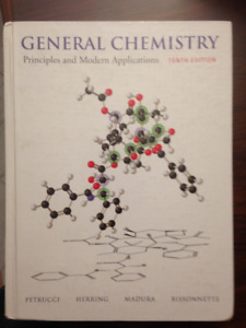 General Chemistry: Principal and Modern Applications, 10th Ed.