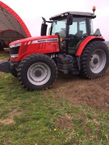 Massey Ferguson 7615 140 hp Tractor For Sale