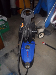 simoniz power/pressure washer 1750 for parts only