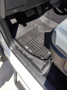 Weatherbeater Floor Mats for Ram 1500 Crew Cab