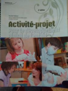 Activité Projet pour le développement global de l'enfant