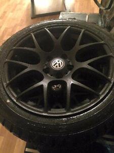 """17"""" Rims & Winter Tires"""
