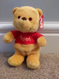 Winnie the Pooh Tedd (Ty)