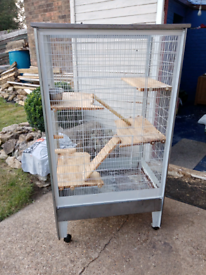 Large Rodents Cage