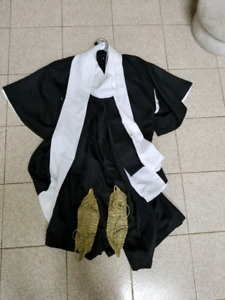 Bleach Soul Reaper Cosplay Costume