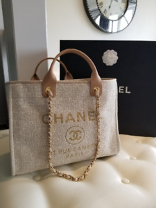 New Chanel Deauville Tote 2018
