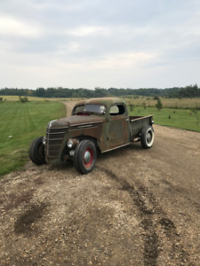 1939 International Rat Rod
