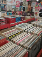 Lp records, dvds, stereo equipment, tools plus 1000 booths  Kitchener / Waterloo Kitchener Area Preview