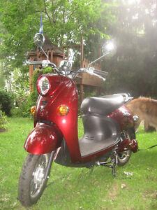 scooter électrique Moonriver 2015