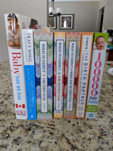 Popular Baby Books when having a Child