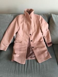 NWT Wilfred Cocoon Coat