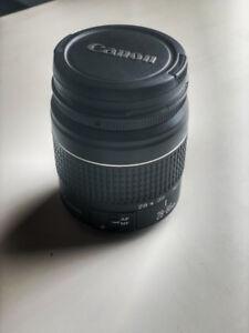 Canon EF 28 mm-80 mm F/3.5-5.6 USM V lens
