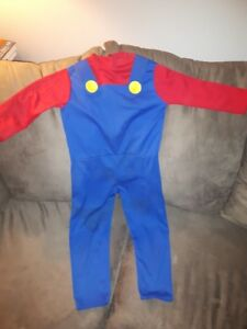 BOY COSTUME-SUPER MARIO