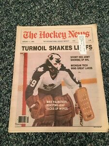 THE HOCKEY NEWS, JAN 11, 1980, VOL 33 NO 15, 40 PAGES, 11 X 16,