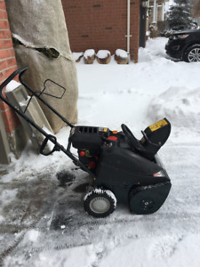Bolens 21 in Single Stage Gas Snow Blower for Sale