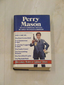 Perry Mason, Seven Complete Novels, by Erle Stanley Gardner