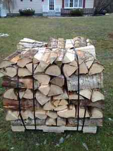 Dry Hardwood Firewood $99 delivered