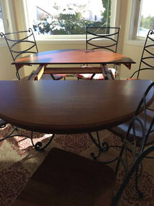 Solid Wood Dining Set Reduced