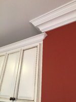 Professional Moulding & Trim Install