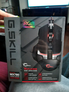 Mx780 Gaming Mouse Brand New