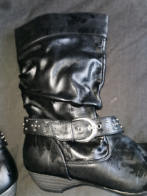 Brand New size UK 3 boots